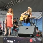 BBC Radio Bristol Stage - Harbour Festival 2012