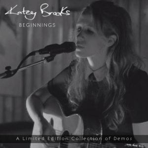 BEGINNINGS - KATEY BROOKS - Front Cover